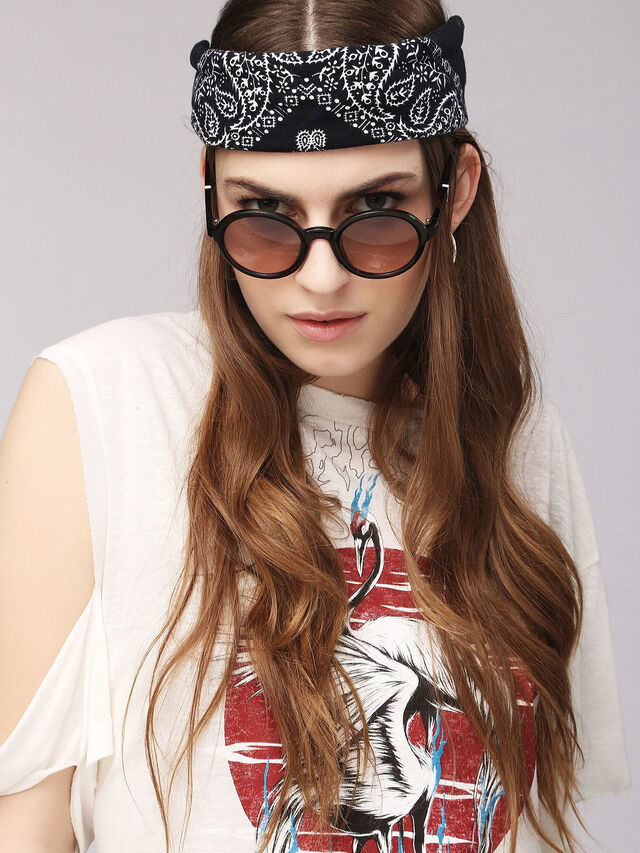 Diesel - DL0264, Brown - Eyewear - Image 6