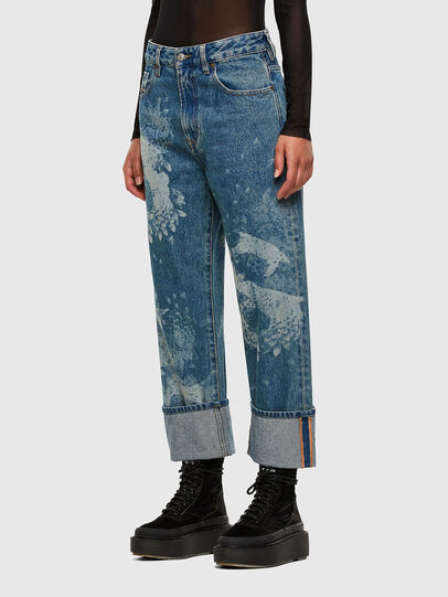 Diesel - D-Reggy 0079H, Medium blue - Jeans - Image 7