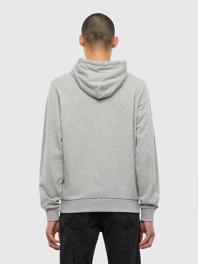 Diesel - S-GIRK-HOOD-N1, Grey - Sweaters - Image 3
