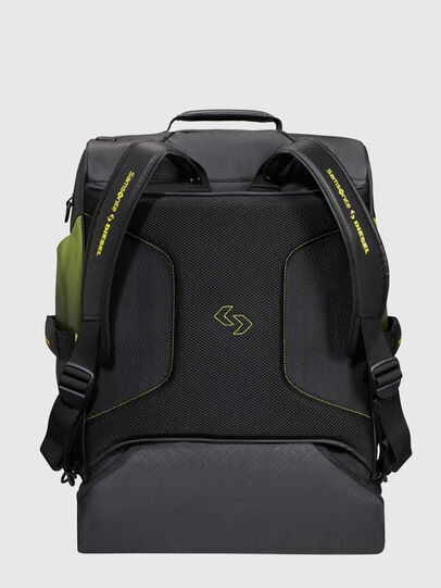 Diesel - KA2*69008 - PARADIVE, Black/Yellow - Duffles with wheels - Image 4