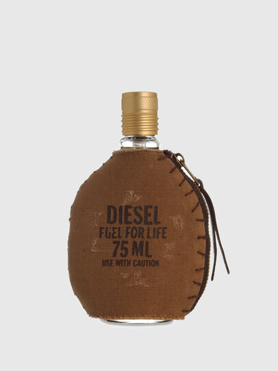 Diesel - FUEL FOR LIFE MAN 75ML, Generic - Fuel For Life - Image 1