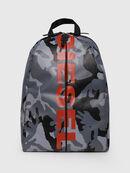 F-BOLD BACK, Grey Melange - Backpacks