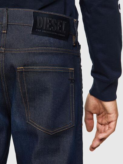 Diesel - D-Fining 09A45, Dark Blue - Jeans - Image 3