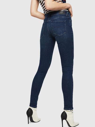Diesel - D-Roisin 0890G, Dark Blue - Jeans - Image 2