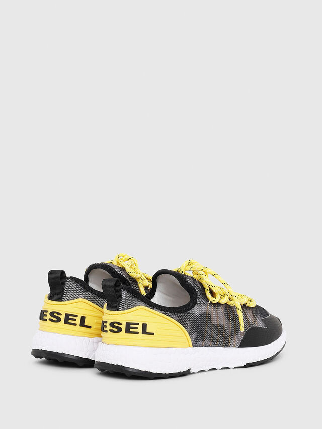 Diesel - SN LOW 10 S-K CH, Gray/Black - Footwear - Image 3