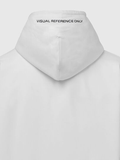 Diesel - S-ALBY-X6, White - Sweaters - Image 5