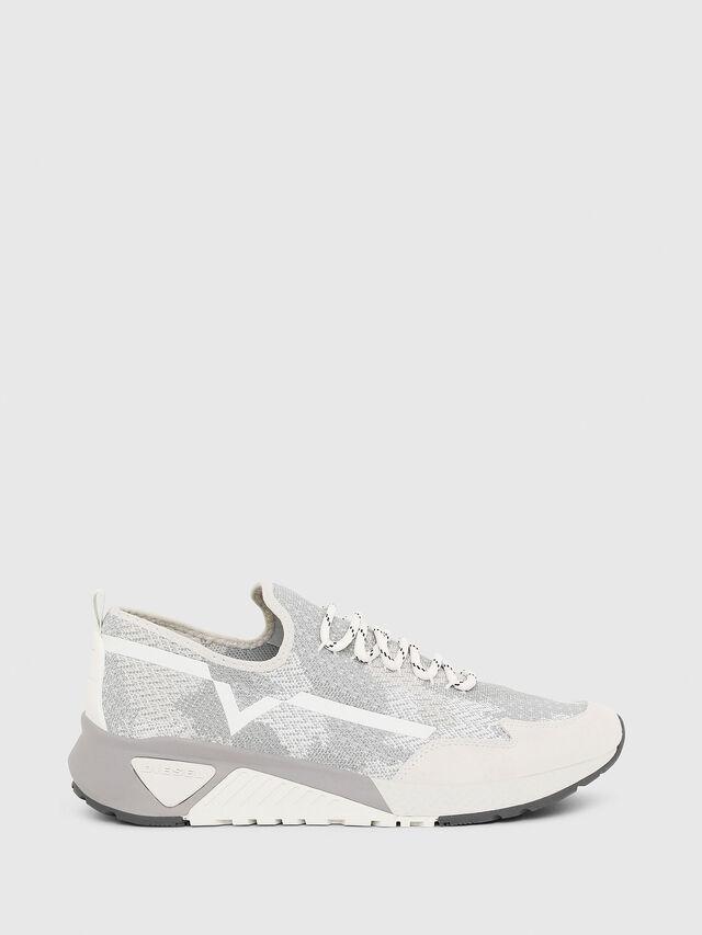 Diesel - S-KBY, White - Sneakers - Image 1