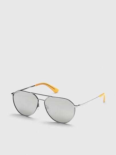 Diesel - DL0296, Grey - Sunglasses - Image 2