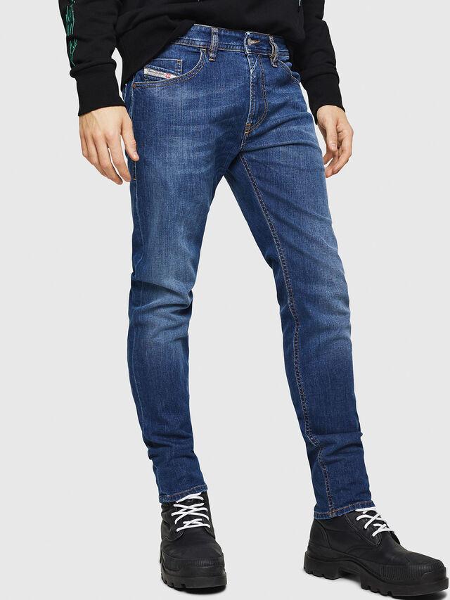 Diesel - Thommer 082AZ, Medium blue - Jeans - Image 1