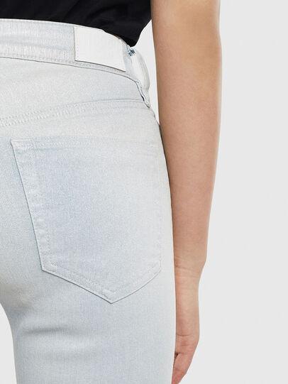 Diesel - Slandy 0099W, Light Blue - Jeans - Image 4