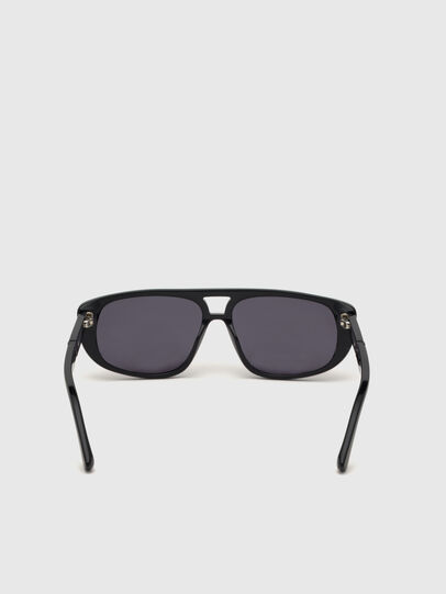 Diesel - DL0306, Black - Kid Eyewear - Image 4