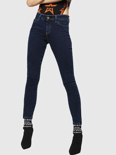 Diesel - Slandy Zip 083AM,  - Jeans - Image 1