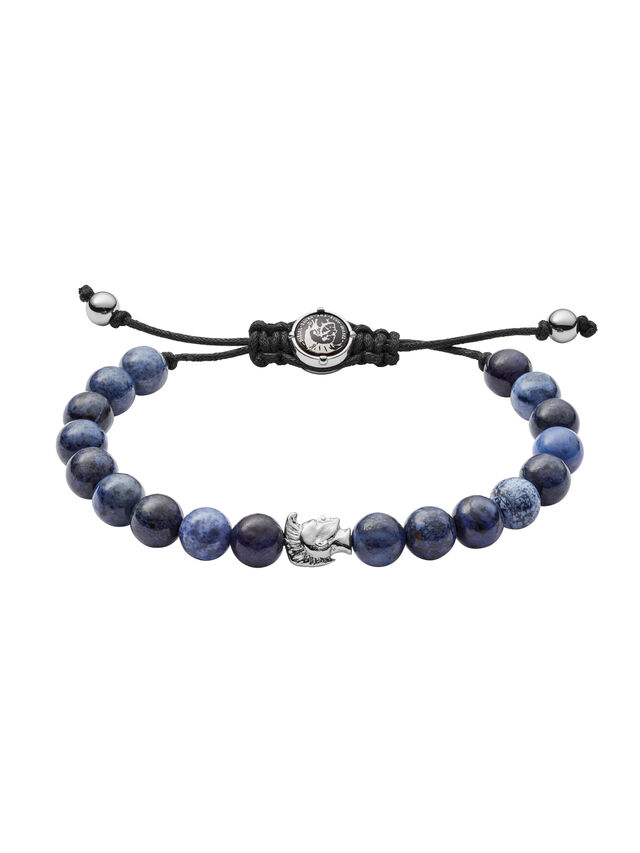 Diesel BRACELET DX1068, Blue - Bracelets - Image 1