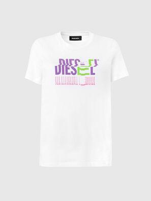 T-SILY-K6, White - T-Shirts