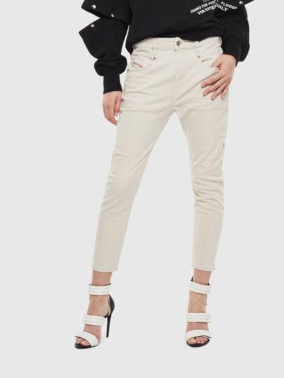 Diesel - Fayza 009BX, Dirty White - Jeans - Image 1