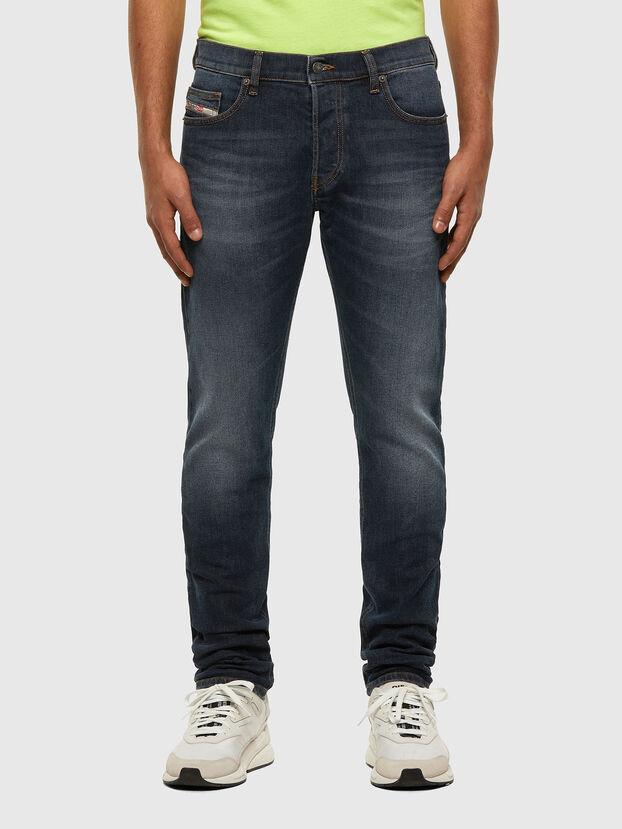D-Luster 009EM, Dark Blue - Jeans