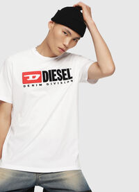 T-JUST-DIVISION, White