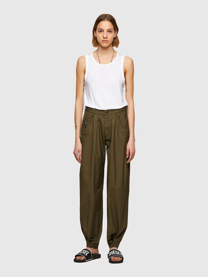 Diesel - P-JO-A, Military Green - Pants - Image 5