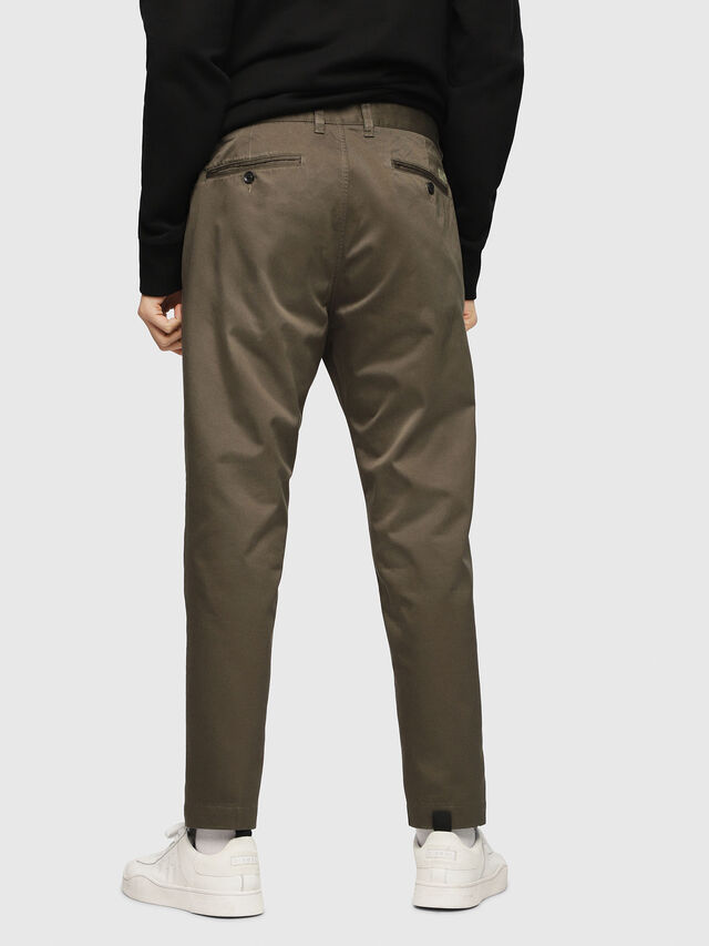 Diesel - P-MADOX, Military Green - Pants - Image 2