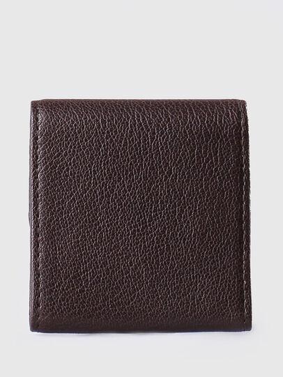 Diesel - KOPPER, Dark Brown - Small Wallets - Image 2