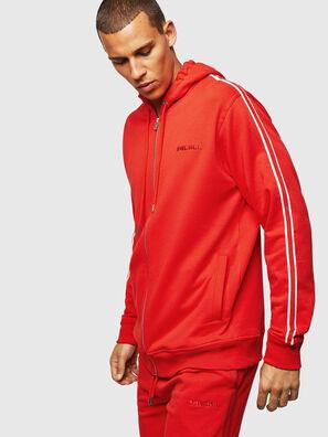 UMLT-BRANDON-Z, Red - Sweaters