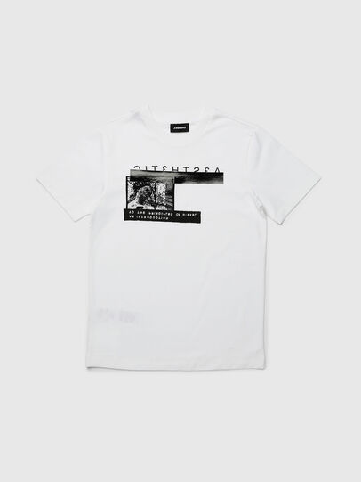 Diesel - TJUSTYP,  - T-shirts and Tops - Image 1