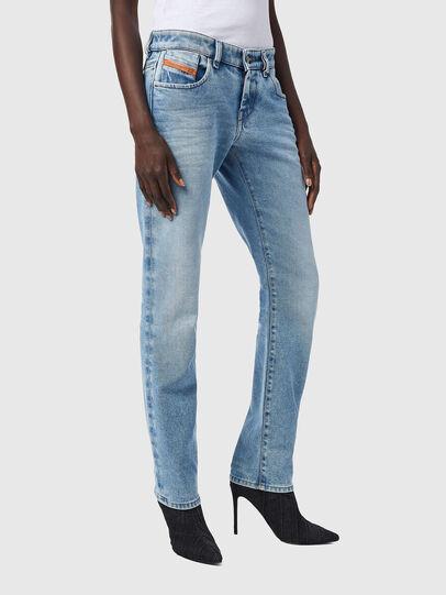 Diesel - D-Lyla 09B14, Light Blue - Jeans - Image 6