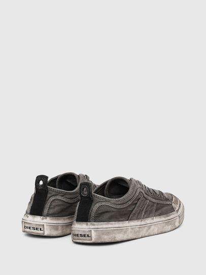 Diesel - S-ASTICO LOW LACE, Dark grey - Sneakers - Image 3