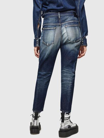 Diesel - Fayza 0092I, Dark Blue - Jeans - Image 2