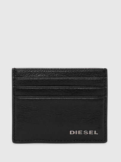 Diesel - JOHNAS II, Black - Small Wallets - Image 1