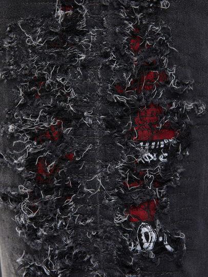 Diesel - KROOLEY JoggJeans® 069RA, Black/Dark grey - Jeans - Image 4