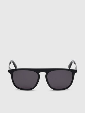 DL0297, Black/Yellow - Sunglasses