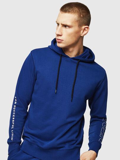 Diesel - UMLT-BRANDON, Blue - Sweaters - Image 1