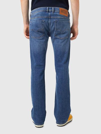 Diesel - Zatiny 09A80, Medium blue - Jeans - Image 2