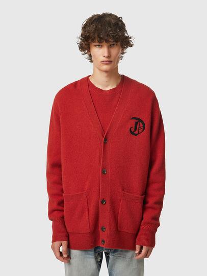 Diesel - K-CARY, Brown - Knitwear - Image 1