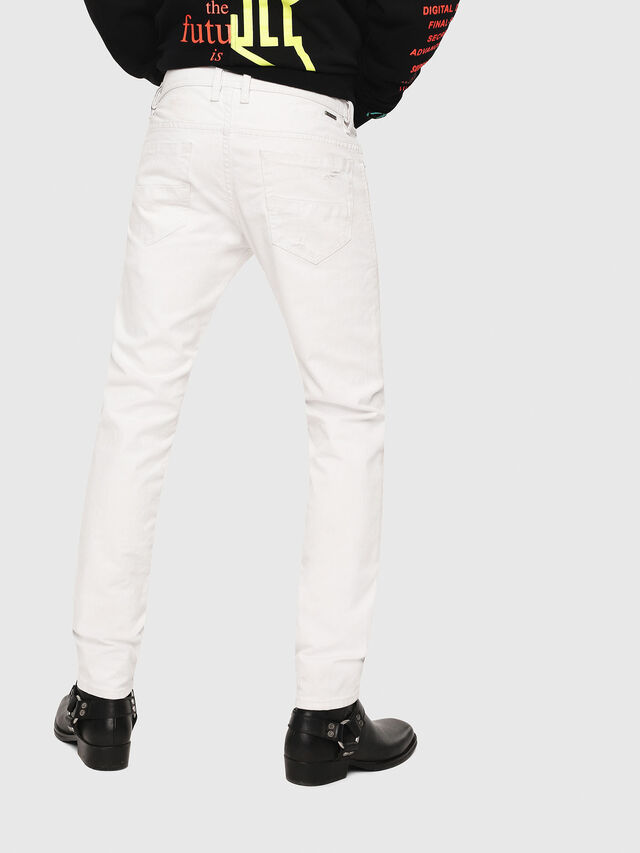 Diesel - Thommer 069DX, White - Jeans - Image 2