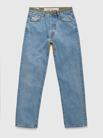 Diesel - DxD-P3 0CBBI, Light Blue - Jeans - Image 1