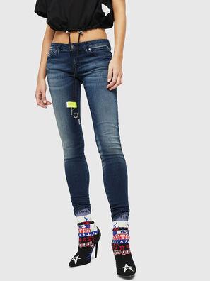 Gracey JoggJeans 069HF, Dark Blue - Jeans