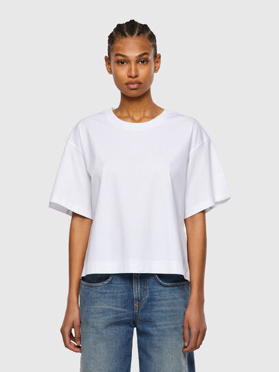 Diesel - T-BOWLESS-VO, White - Tops - Image 1