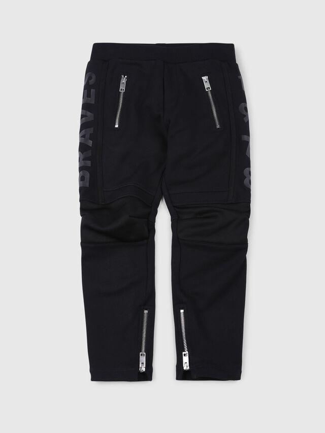 Diesel - PWOP, Black - Pants - Image 1