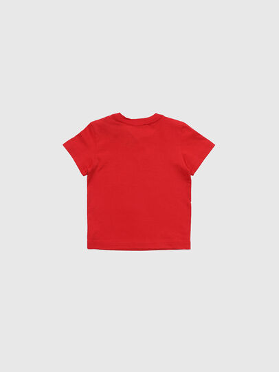 Diesel - TDIEGOA7B, Red - T-shirts and Tops - Image 2