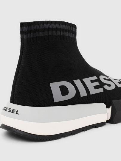 Diesel - H-PADOLA MID SOCK W, Black - Sneakers - Image 6