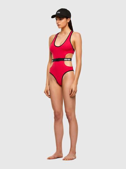 Diesel - BFSW-DIVERDOO, Pink/Black - Swimsuits - Image 5
