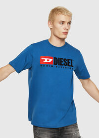 T-JUST-DIVISION, Blue