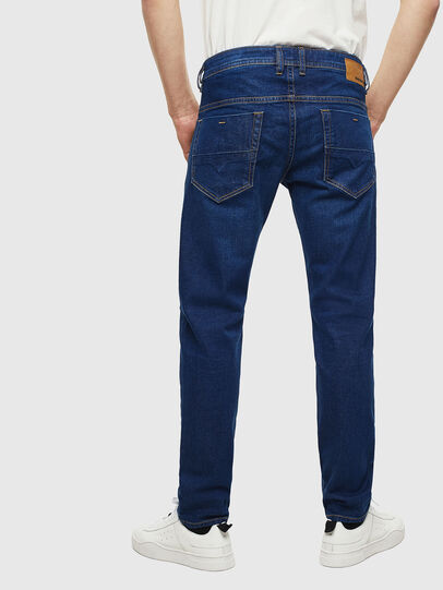 Diesel - Thommer 0095Z, Dark Blue - Jeans - Image 2
