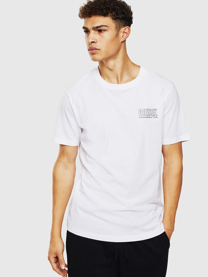 Diesel - UMLT-JAKE, White - Tops - Image 4