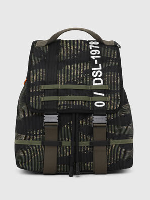VOLPAGO BACK, Green/Black - Backpacks