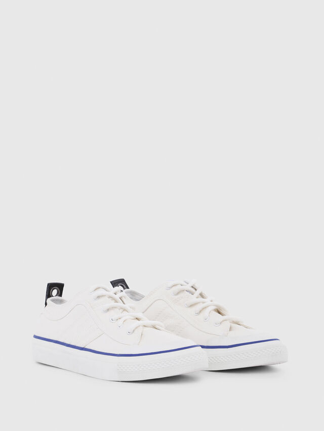 Diesel - S-ASTICO LC LOGO, Off White - Sneakers - Image 2