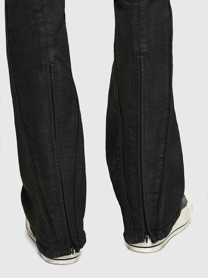 Diesel - DE-BLESSYK, Black - Pants - Image 3