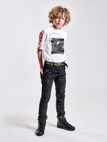 Diesel - TJUSTSH OVER,  - T-shirts and Tops - Image 4